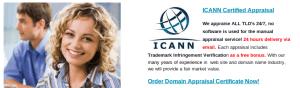 icann-certified-appraisal-scam